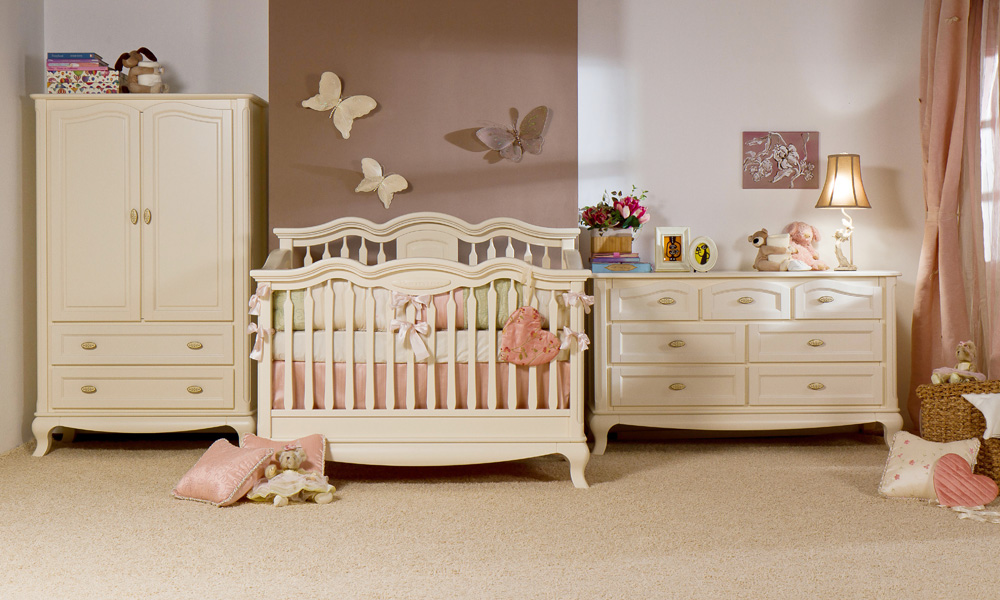 Contemporary Accents for Nurseries and Baby Spaces
